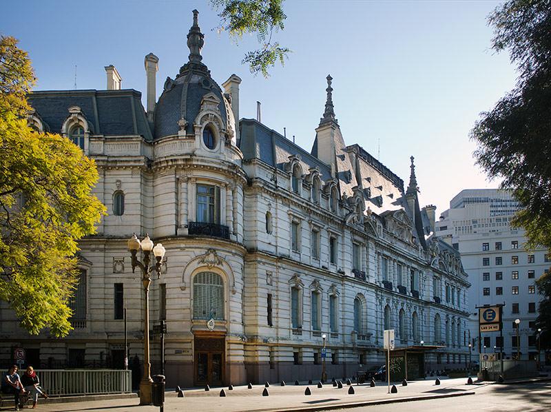 Palacio Paz - Círculo militar